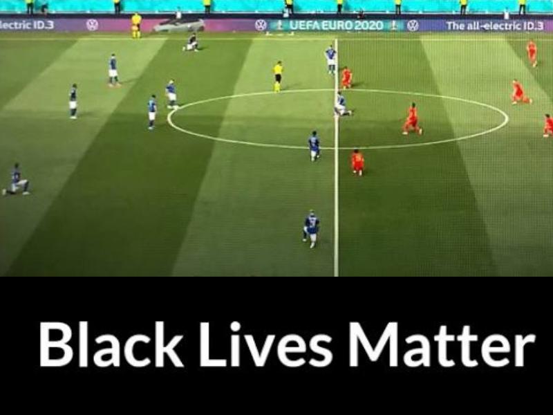 Azzurri e Black Lives Matter: quando la pezza è peggio del buco