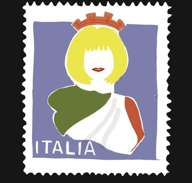 Monumenti italiani: Raffaella Carrà