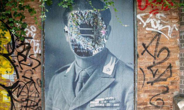 Angelo Bramanti: il Paper Vandalism e la rivolta della controcultura