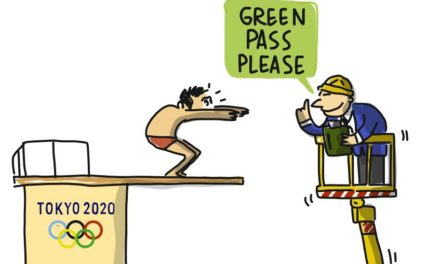 Tokyo 2020: olympic green pass….