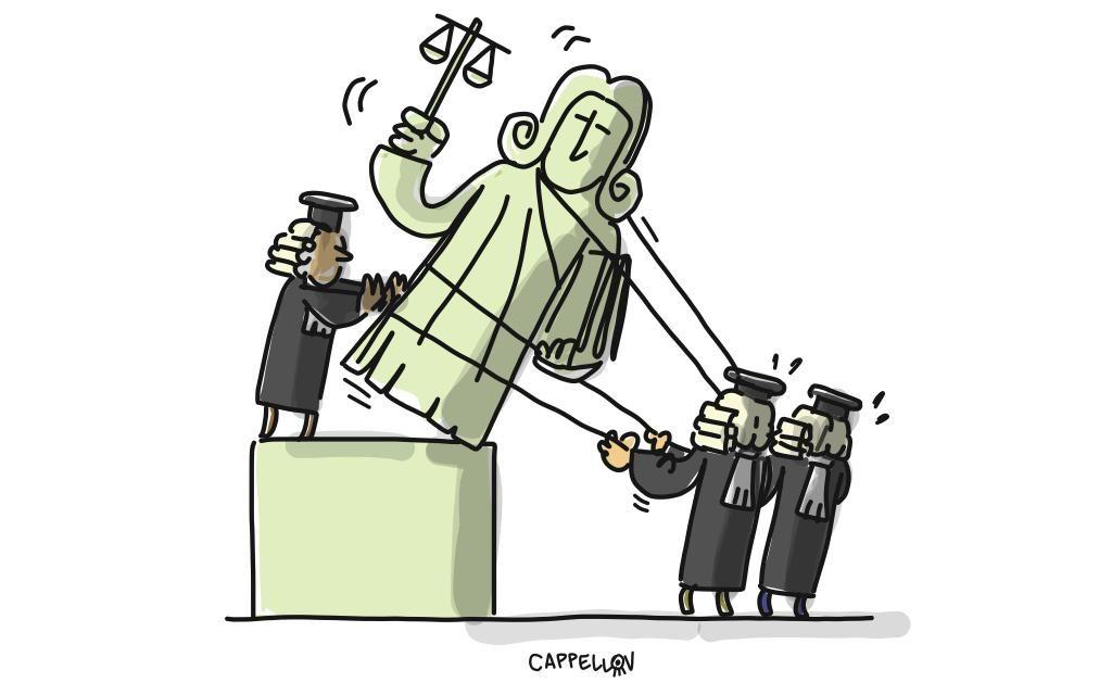 La giustizia italiana si è fermata a Locri